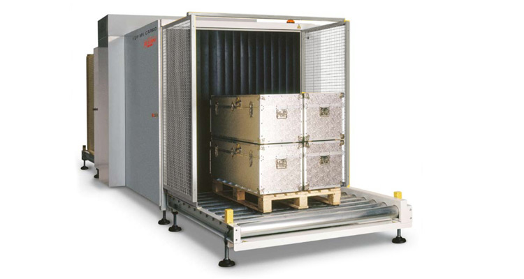 Cargo Screening Equipment