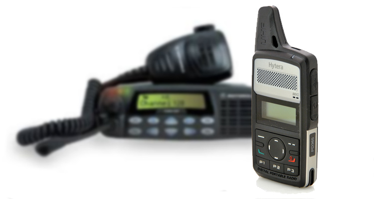Professional Two Way Radios