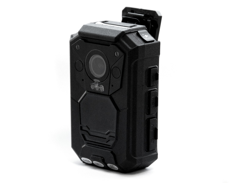 A7 Evidence Professional Body Camera - Side View