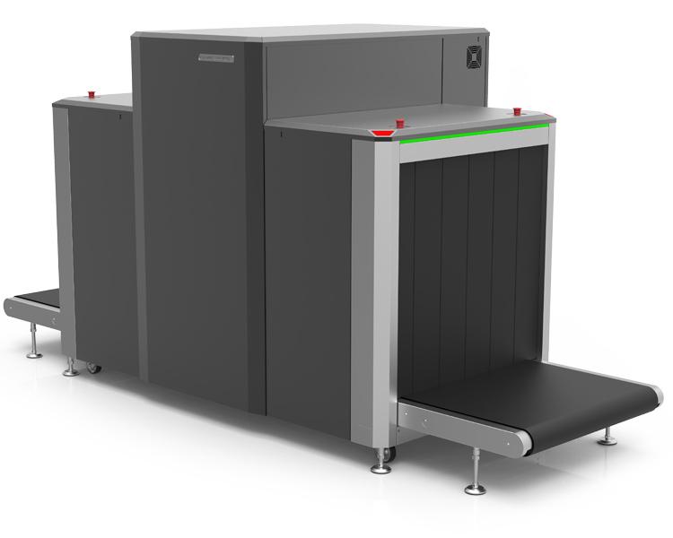 Adani BV100100DV Cargo Screening System