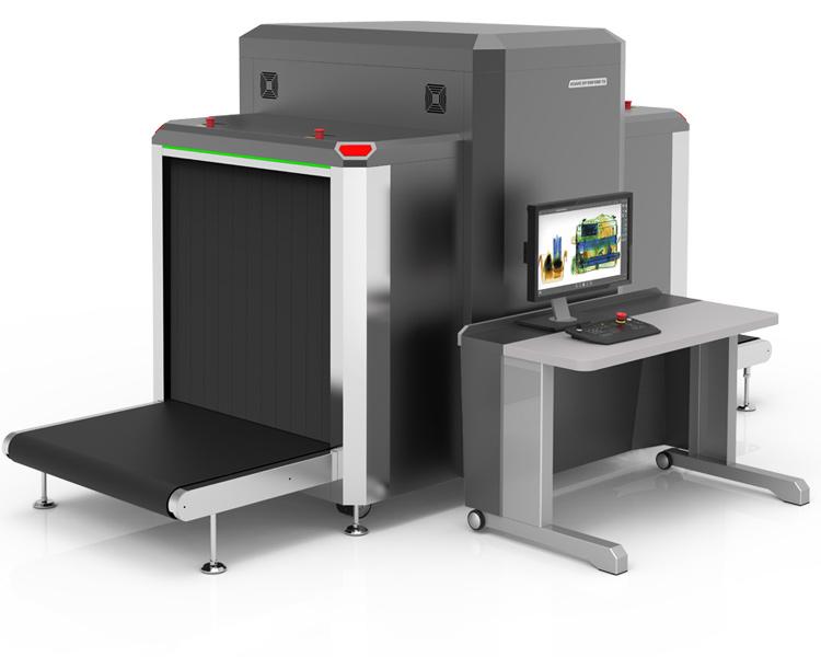 ADANI BV100100TB Cargo Screening X-Ray Inspection System