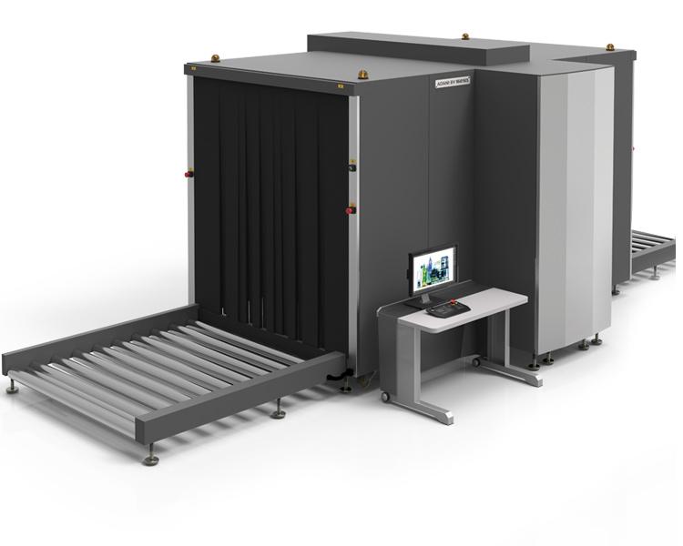 ADANI BV160165 Cargo Screening X-Ray Inspection System