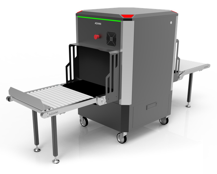 ADANI BV5030CA Baggage & Parcel Screening X-Ray Inspection System
