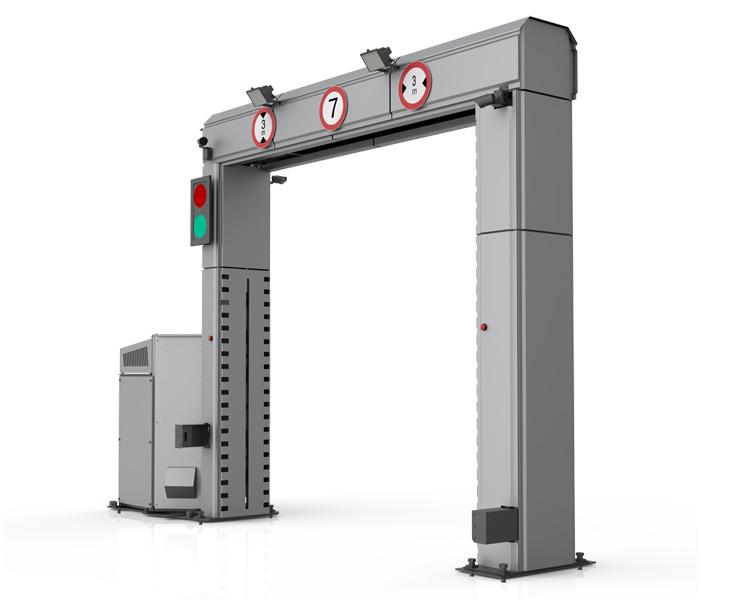 Adani DTP 200LV Vehicle Screening System