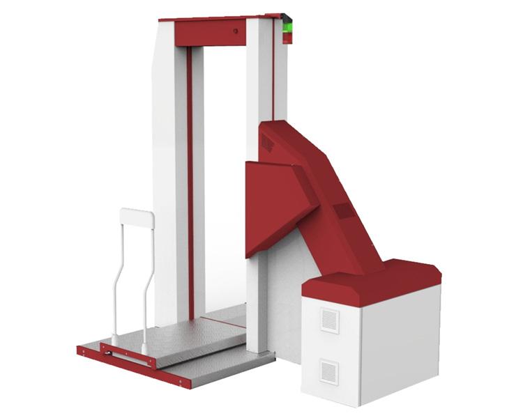 iScan Body Scanner