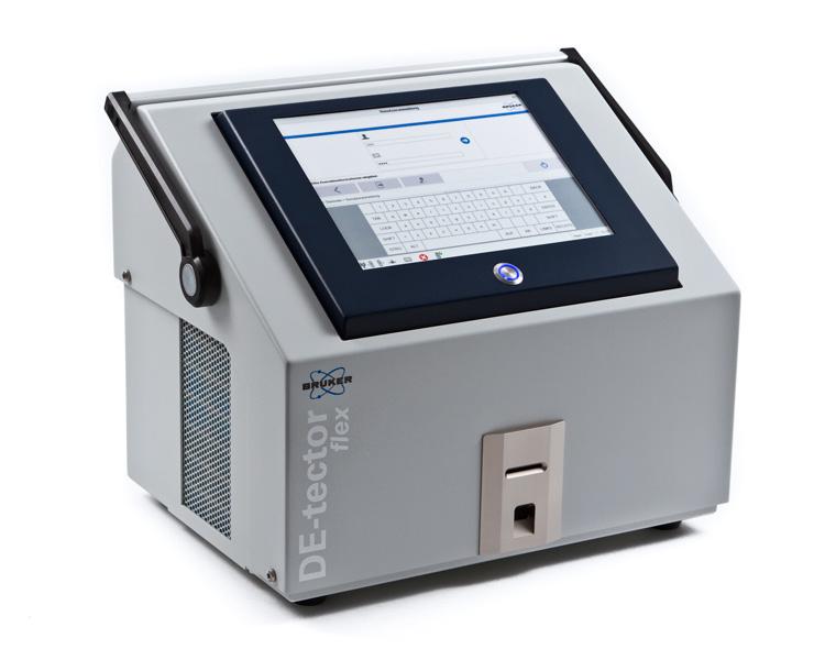 Bruker DE-tector Flex Trace Detection