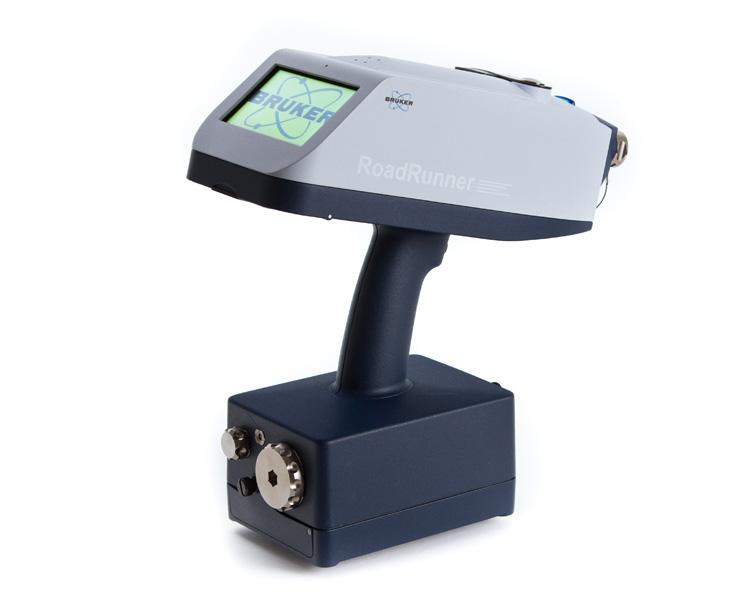 Bruker Road Runner Trace Detector