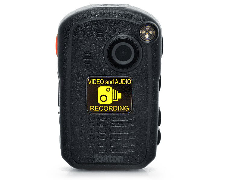 Foxton Body Worn Camera - Front View