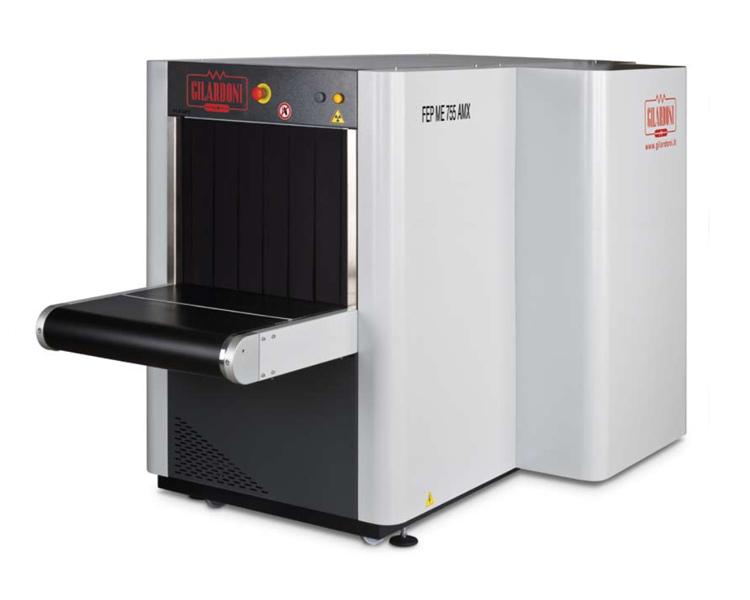 Gilardoni FEP ME 755 X-ray Machine