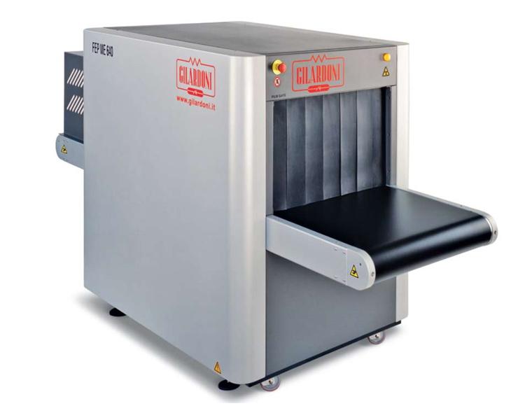 Gilardoni FEP ME 640 X-ray Machine