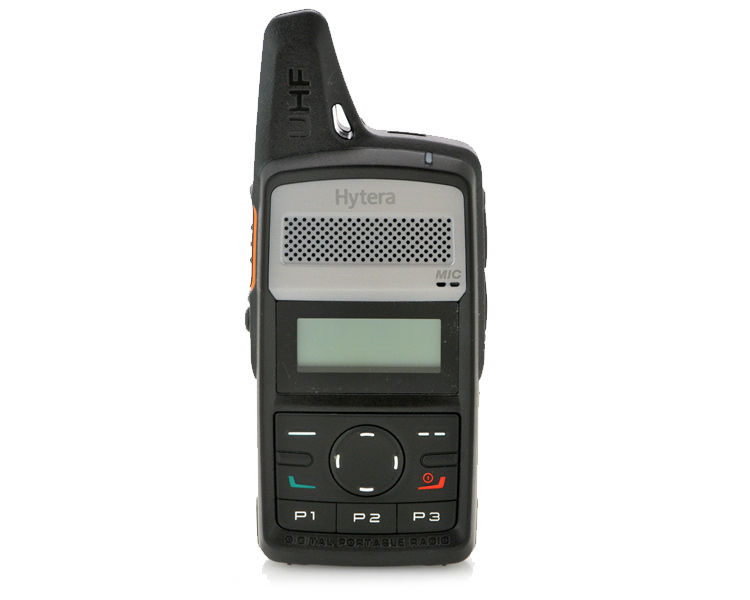 Hytera HYT PD36X Digital Management Radio - Front View