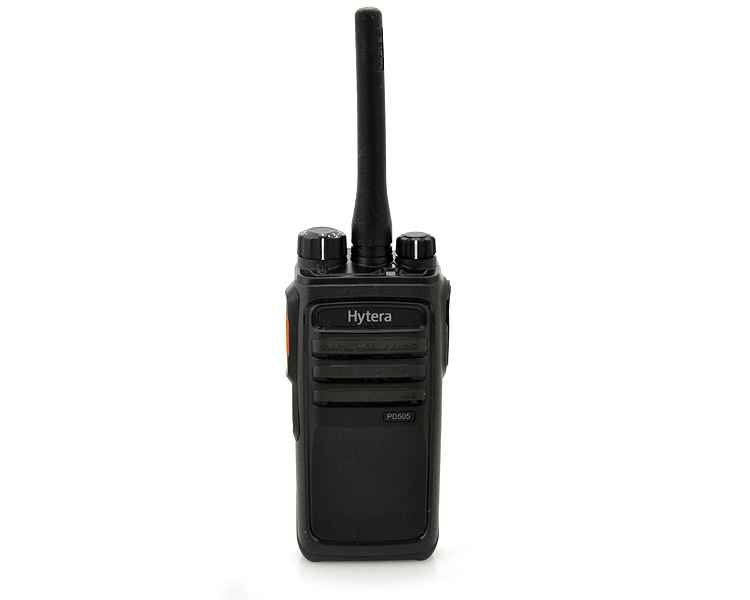 Hytera HYT PD505 Digital Migration Radio - Front View