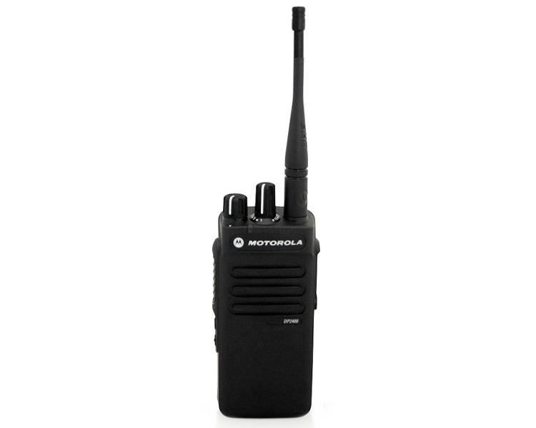 Motorola DP2000 Digital Mototrbo Radio - Front View