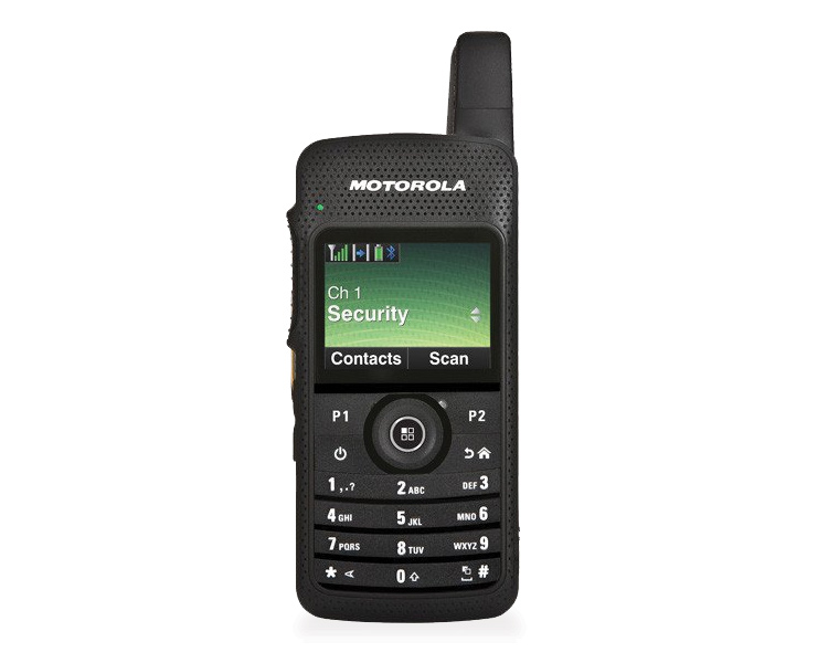 Motorola Mototrbo SL4000 - Front View